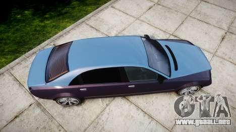Enus Cognoscenti VIP para GTA 4 visión correcta