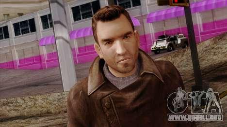 GTA 4 Skin 49 para GTA San Andreas tercera pantalla