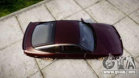 Nissan Silvia S14 Sil80 para GTA 4 visión correcta