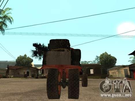 Batmovil para GTA San Andreas
