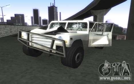 Vehículo Modificado.txd para GTA San Andreas séptima pantalla