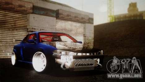 Nissan Silvia S15 DC Hunter para GTA San Andreas
