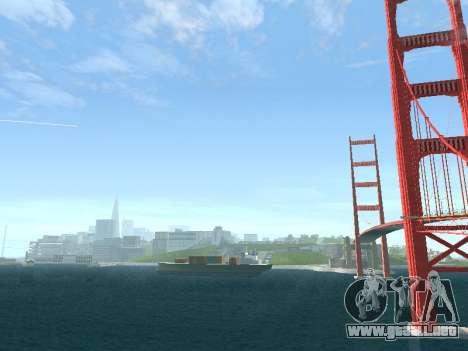 Real California Timecyc para GTA San Andreas