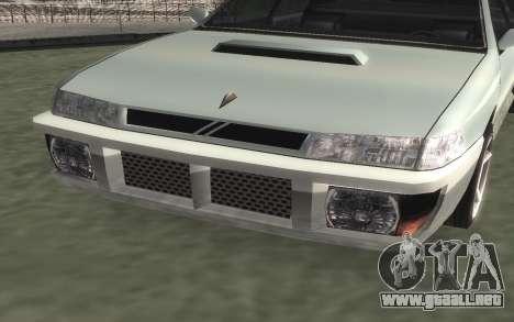Vehículo Modificado.txd para GTA San Andreas segunda pantalla