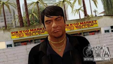 GTA 4 Skin 80 para GTA San Andreas tercera pantalla
