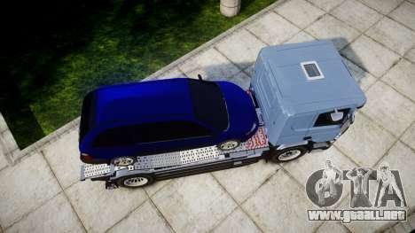 Scania 94G 300 para GTA 4 visión correcta