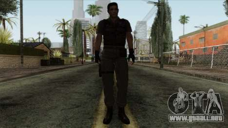Resident Evil Skin 2 para GTA San Andreas
