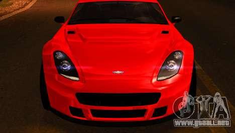 GTA 5 Dewbauchee Rapid GT Coupe [IVF] para la visión correcta GTA San Andreas