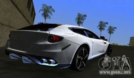 Ferrari FF para GTA Vice City left