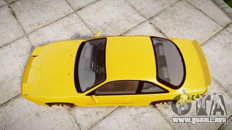 Nissan Onevia S14 para GTA 4 visión correcta