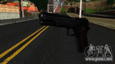 Colt M1911 from S.T.A.L.K.E.R. para GTA San Andreas