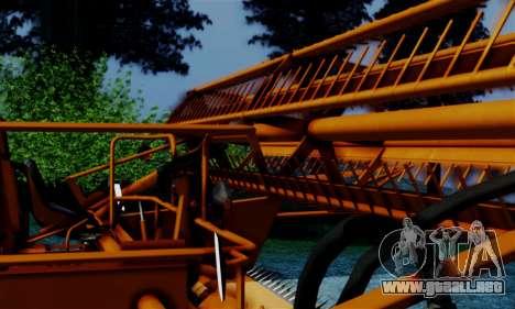 FMZ BIZON Super Z056 1985 Orange para la visión correcta GTA San Andreas