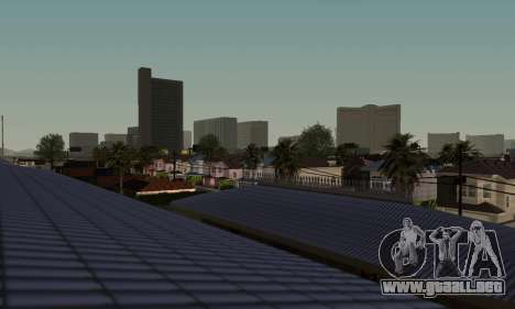 Behind Space Of Realities: American Dream para GTA San Andreas octavo de pantalla