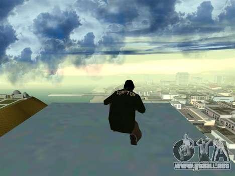 New Fam2 para GTA San Andreas tercera pantalla