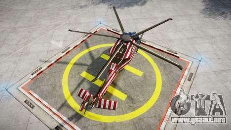 Sikorsky MH-X Silent Hawk [EPM] Freedom para GTA 4