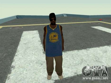Ballas1 New Skin para GTA San Andreas