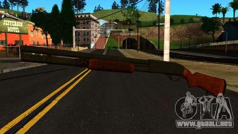 De madera MP-133 Sin Brillo para GTA San Andreas