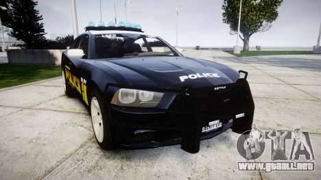 Dodge Charger RT 2013 LCPD [ELS] para GTA 4