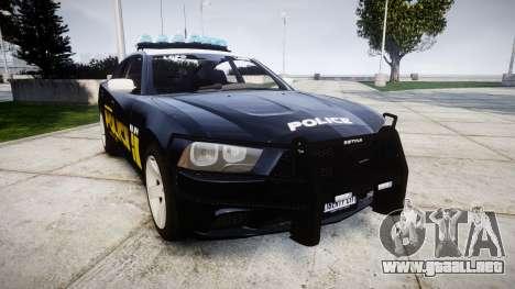 Dodge Charger RT 2013 LCPD [ELS] para GTA 4