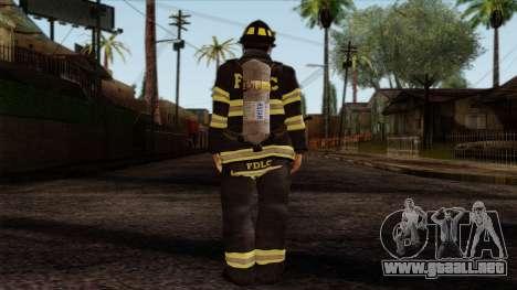 GTA 4 Skin 54 para GTA San Andreas segunda pantalla
