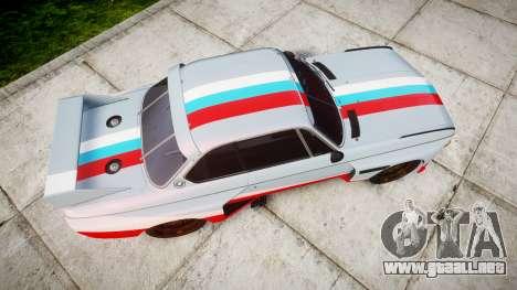 BMW 3.0 CSL Group4 para GTA 4 visión correcta