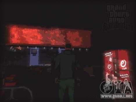 Nuevas pantallas de carga para GTA San Andreas sucesivamente de pantalla