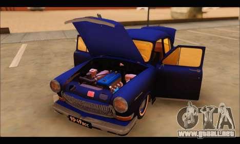 GAZ 21 Volga Resto para la visión correcta GTA San Andreas