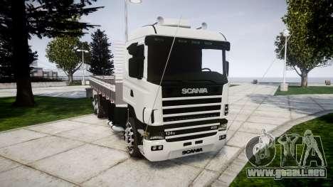 Scania 124G 400 para GTA 4