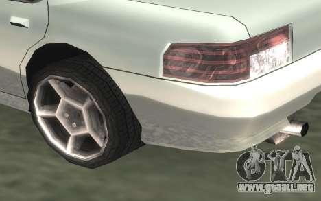 Vehículo Modificado.txd para GTA San Andreas tercera pantalla