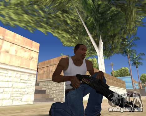 HD Weapon Pack para GTA San Andreas