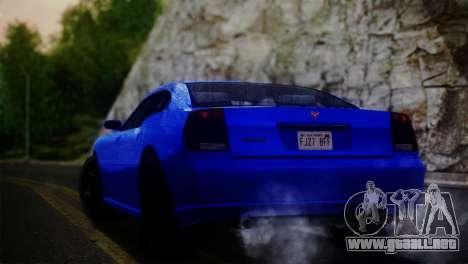 Bravado Buffalo Sedan v1.0 (IVF) para GTA San Andreas left