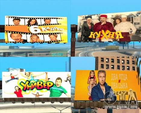 Reemplazo de publicidad (banners) para GTA San Andreas séptima pantalla