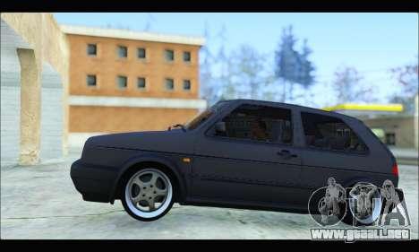 VW Golf MK2 para GTA San Andreas left