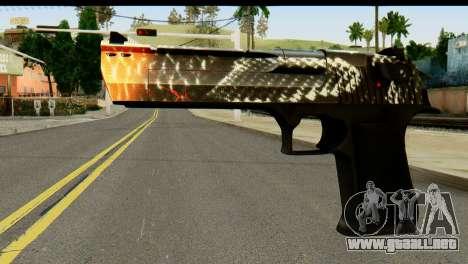Kill Em All Desert Eagle para GTA San Andreas