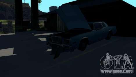 La recuperación de las estaciones de San Fierro para GTA San Andreas sexta pantalla
