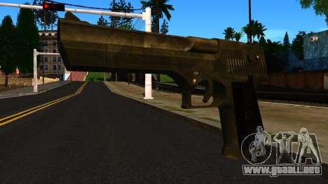 Desert Eagle from GTA 4 para GTA San Andreas