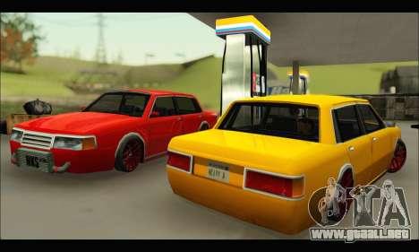 New Nebula para GTA San Andreas