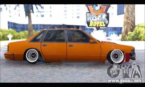 Taxi Extreme Tuning (Hellalfush) para GTA San Andreas left