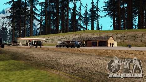 La recuperación de las estaciones de San Fierro para GTA San Andreas séptima pantalla