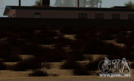 Behind Space Of Realities: American Dream para GTA San Andreas