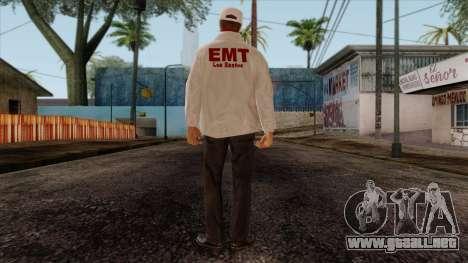 Doctor Skin 1 para GTA San Andreas segunda pantalla