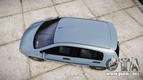 Hyundai Getz 2006 for ENB para GTA 4 visión correcta