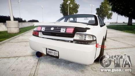 Nissan Silvia S14 Missile para GTA 4