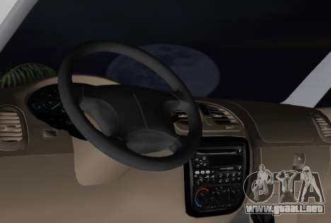 Daewoo Nubira I Wagon CDX US 1999 para GTA Vice City vista lateral