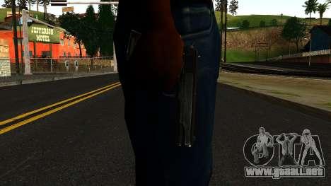 Colt M1911 from S.T.A.L.K.E.R. para GTA San Andreas tercera pantalla