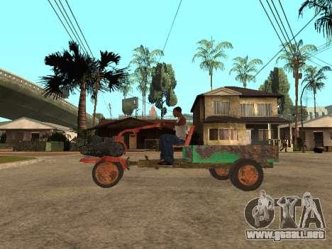 Batmovil para la visión correcta GTA San Andreas