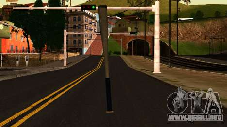 Baseball Bat from GTA 4 para GTA San Andreas