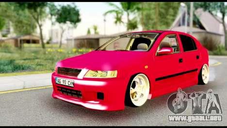 Opel Astra G para GTA San Andreas