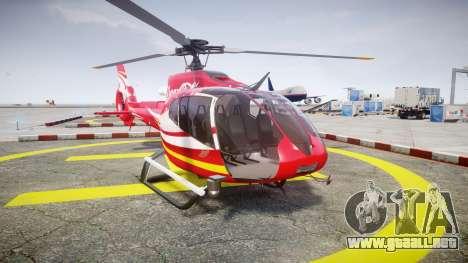 Eurocopter EC130 B4 Coca-Cola para GTA 4