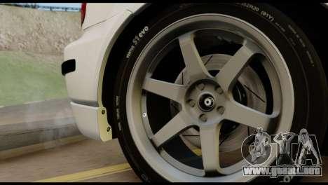 Honda Civic 1.4 Mehmet ALAN para la visión correcta GTA San Andreas